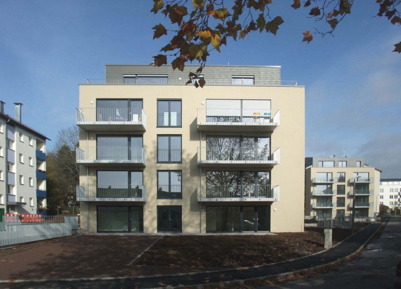 Architekturbüro Sindelfingen zwei mehrfamilienhäuser hohenstaufen strasse sindelfingen dk